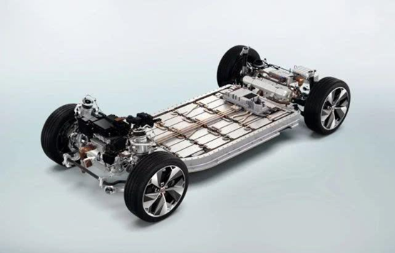 Electric Vehicle battery assembly location.png